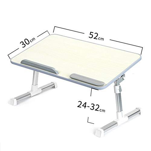öHenverstellbar Klapp-Laptop-Tisch Sofa, Verstellbare Neigung Einfach Zu FrüHstüCk Sofa Lesetisch Verwenden ()