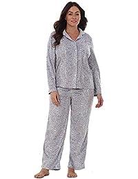 f966766933a0 Amazon.it: pigiama donna pile - Pigiami due pezzi / Pigiami e ...