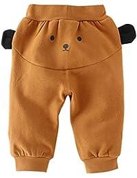 8f07f304c2 Baby Hosen, Kleinkind Baby Jungen Mädchen Nette Karikatur Bärn Hosen Jogger  Hose