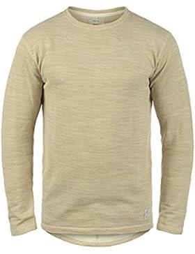 Redefined Rebel Mackson Jersey Sudadera Suéter Para Hombre Con Cuello Redondo
