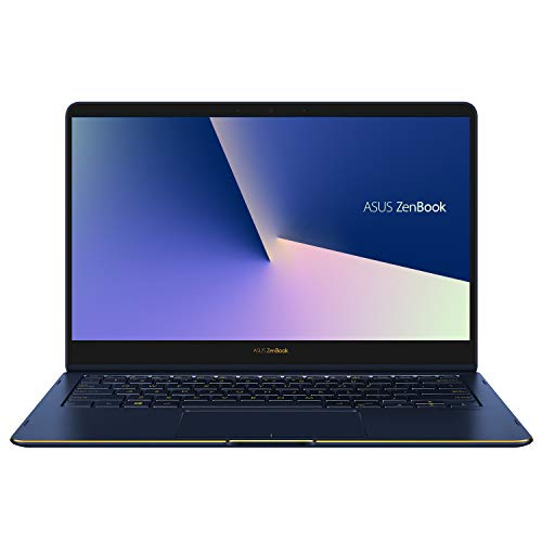 "ASUS UX370UA-C4184T - Ordenador Portátil de 13.3"" Full HD (Intel Core i7-8550U, 16 GB RAM, 256 GB SSD, Intel UHD Graphics 620, Windows 10 Home) Azul - Teclado QWERTY Español [España]"