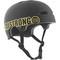 TSG Casco Evolution Charity Design, Stay-Strong-2, L/XL, 750037 - Casco Nero Design
