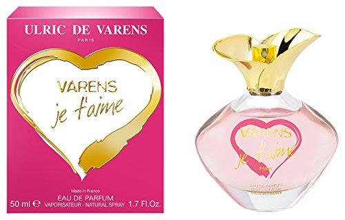 Ulric di Varens Je T'aime Eau de Parfum, 50 ml