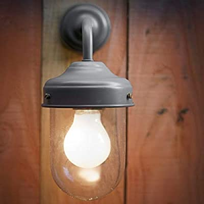 Garden Trading Outdoor Barn Light - Various Colours Available from Garden Trading