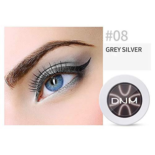 Dtuta Perlglanz Metall Flash MäDchen Beauty Eye Shadows Palette Deluxe Make-Up Organizer...