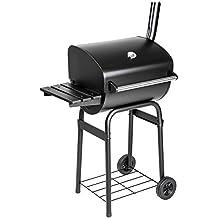 TecTake Barbacoa Barbecue Grill con Carbón Vegetal Parrilla Fumador - varios modelos - (BBQ charcoal