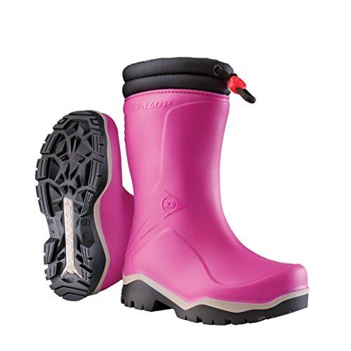 Dunlop Unisex Kids Blizzard Wellington Boots
