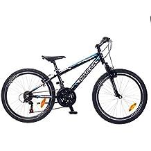"Bicicleta niño MTB Mistral 24"" Aluminio"