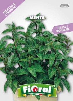 Menta - Busta Sementi Aromatica - Fioral