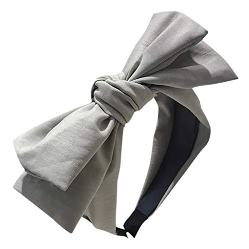 and Haarspange,Damen Kristall Stirnband Stoff Haarband Kopf wickeln Haarband Zubehör speciales neues Design für Damen Perle Haarnadeln ()