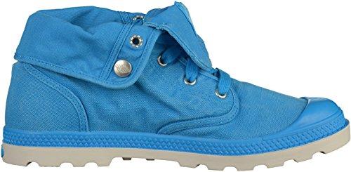 Palladium Baggy Low Lp-Bottes Femme-Track Bleu
