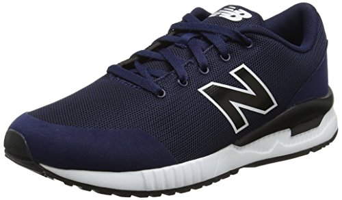 New balance kl005v1y, sneaker unisex-bambini, blu (navy/black), 33 eu
