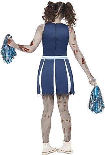 Imagen de smiffy 's 45614x s zombie disfraz de animadora xs  alternativa