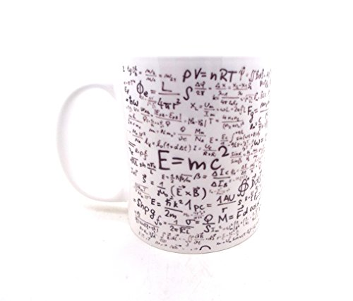 E = mc2 fisica matematica scienza studenti regalo tazza