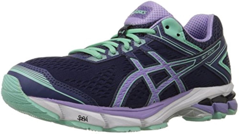 Zapatillas de running Gt-1000 4 para mujer, medianoche / violeta / Beach Glass, 12 M US