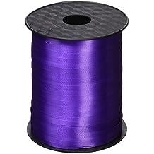 amscan cinta para lazos de morada mm cinta artesana x