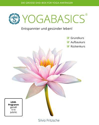 YOGABASICS Anfänger Box: Entspannter und gesünder leben