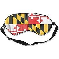 Maryland Flag 99% Eyeshade Blinders Sleeping Eye Patch Eye Mask Blindfold For Travel Insomnia Meditation preisvergleich bei billige-tabletten.eu