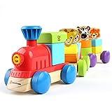 Baby Einstein HAPE, Discovery Train Wooden Toy