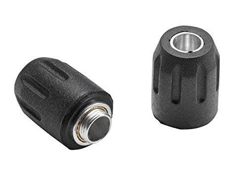 Voxom Schaltzuggegenhalter Ka2 2 Stück Hüllen, schwarz, 5 mm