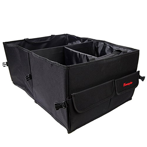 Wawacycles Premium Trunk Organizer - Best Car