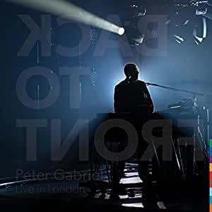 Peter Gabriel - Back To Front - Live In London - Blu-ray Deluxe Edition [Deluxe Edition]