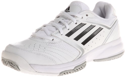 adidas Performance galaxy arriba II G60635, Damen Tennisschuhe, Weiß (RUNNING WHITE/BLACK 1/LIGHT ONIX), EU 38 2/3  (UK 5,5)