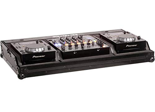 Zomo Valigetta 0030102706Set NSE per 2x CDJ-400-800350/1x DJM-600