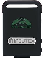 Incutex GPS Tracker TK104 Peilsender Personen und Fahrzeugortung GPS Sender Version 2017