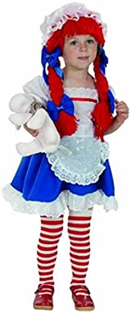 AllBeauty Poupée Fancy Dress Costume pour enfant de moins de 4 ans