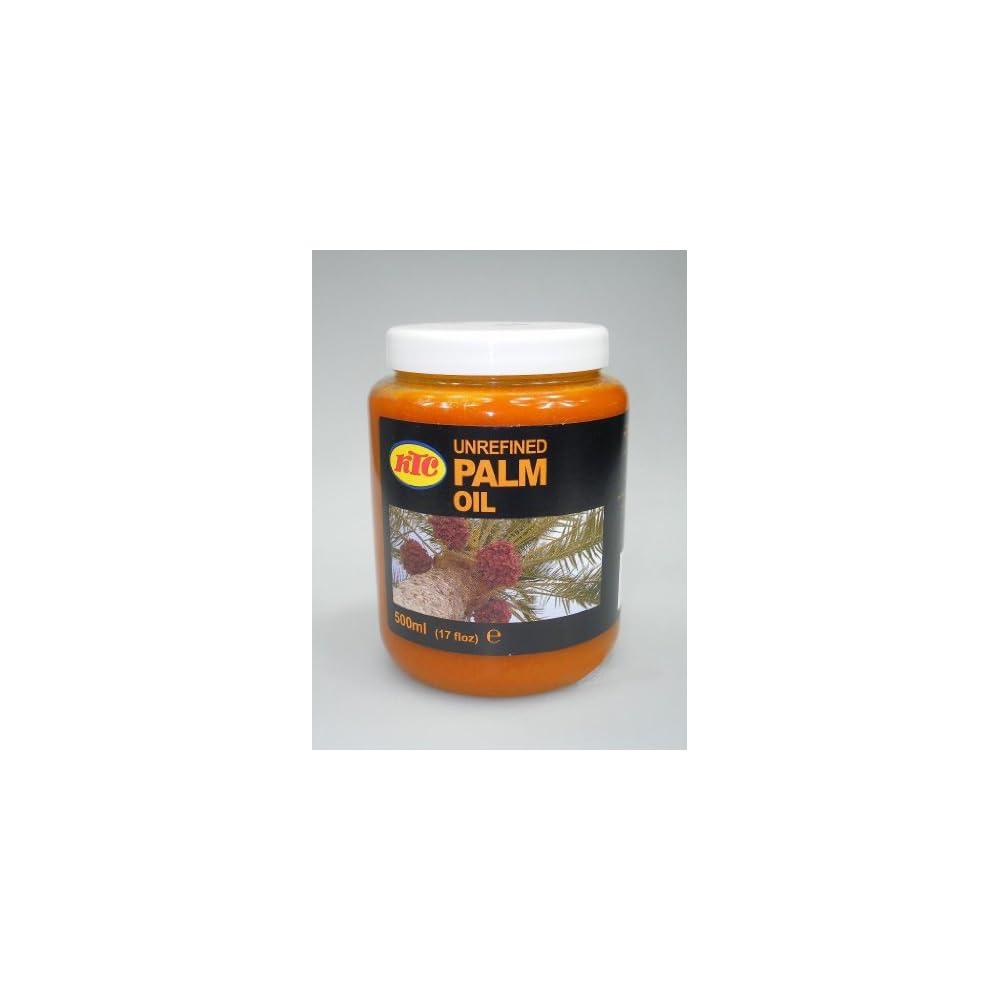 12er Pack Palml Unraffiniert 12x 500ml Palm L Ktc Palm Oil