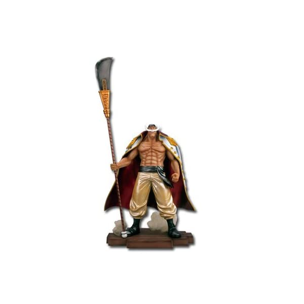 BANPRESTO Ichiban Kuji | Figure | ONE PIECE - Marineford Special Edition - B Prize Edward Newgate Figure metallic color… 1