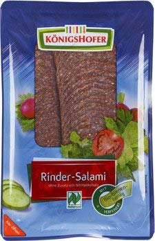 Königshofer Bio Rindersalami (6 x 80 gr)