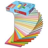 Dohe 30138 - Pack de 500 papeles, DIN A3. color verde esmeralda pastel