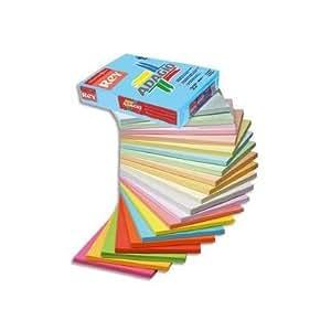 Rey Adagio Ramette de 250 feuilles papier couleur 160g A3 Rose