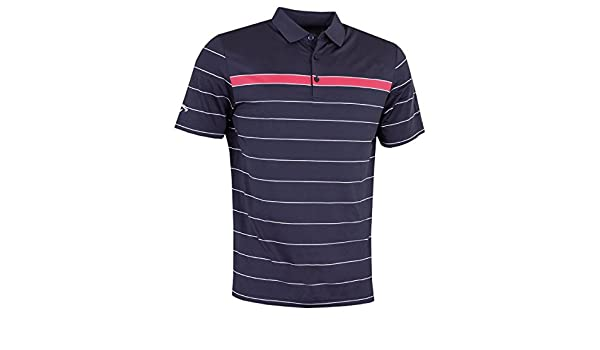 0155198f Callaway Golf Mens 2018 Sophisticated Stripe Polo: Amazon.co.uk: Sports &  Outdoors