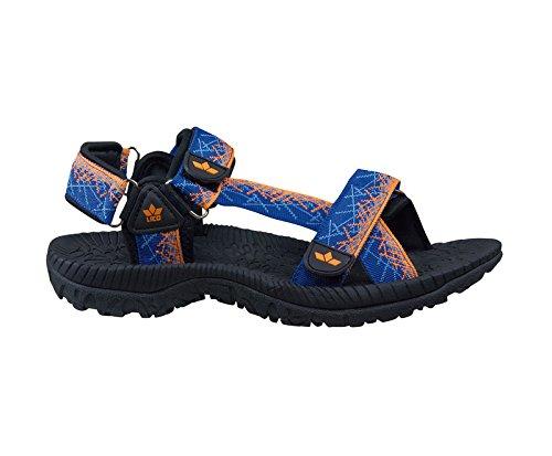 Lico Samoa V, Sandales de Randonnée homme bleu/orange