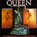 Thank god it's Christmas + UK + 2-track CARD SLEEVE - Reedition du 45t original - - reissue of original 7'CDSINGLE