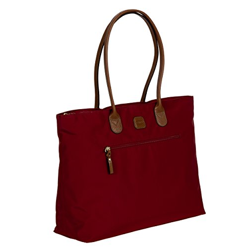 Bric's X-Travel Shopper Tasche 38 cm Rot