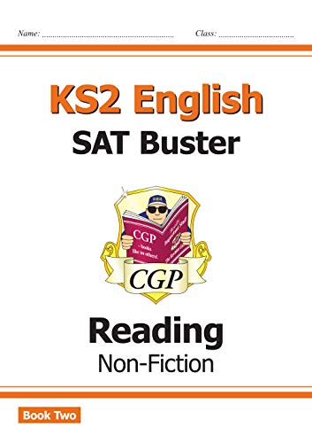 New KS2 English Reading SAT Buster: Non-Fiction Book 2 (for the 2020 tests)