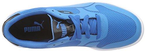 Puma - Icra Evo Jr, Scarpe da ginnastica Unisex – Bambini Blu (Blau (atomic blue-black 01))