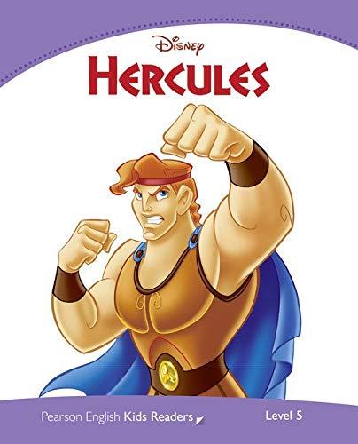 Penguin Kids 5 Hercules Reader (Pearson English Kids Readers) - 9781408288719