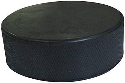 1 * Reglamento de hielo de la NHL de hockey oficial onzas Tama?o 6 oz Puck partido de pr¨¢ctica
