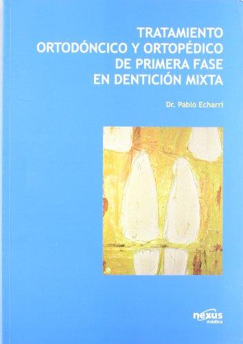 Tratamiento ortodoncico y ortopedico de primera fase denticion mixta por Dr. Pablo Echarri