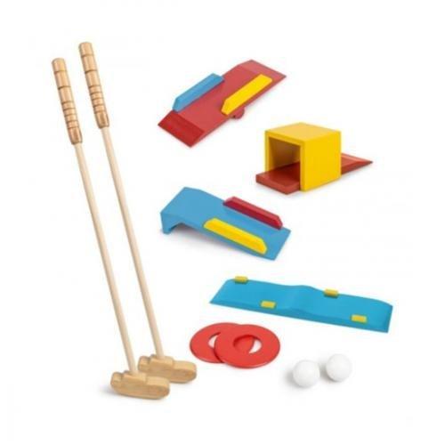 Tobar Jeux de Golf avec Accessoires, 27896