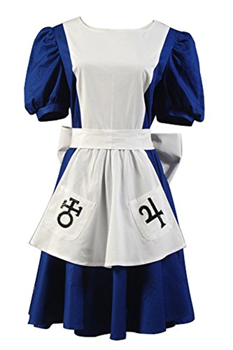 American McGee's Alice Alice Cosplay Kostüm (Madness Cosplay Alice Returns Kostüm)