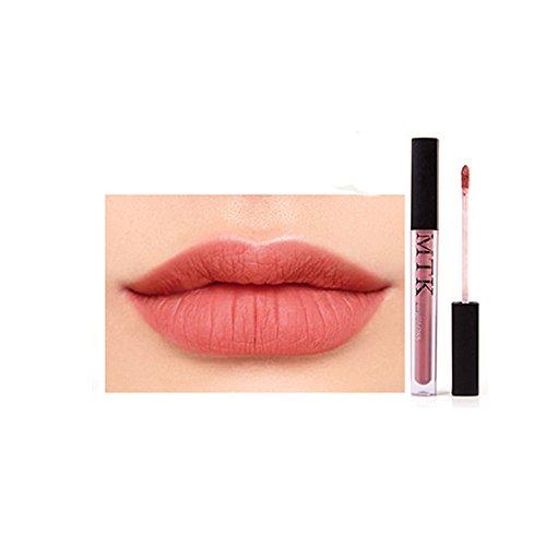 DaySing Brosse Makeup Brushes,Professionnelle Kits ,Nouveau Rouge à LèVres Brillant à LèVres éTanche Longue DuréE Non Fade Makeup Brushes Brush Beauté Maquillage