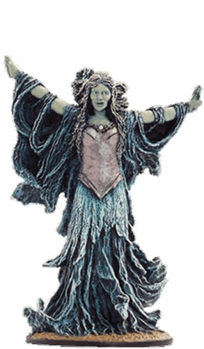 Lord of the Rings Señor de los Anillos Figurine Collection Nº 52 Galadriel Possessed 1