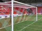 Fußballtornetz - Tornetz - Weiß