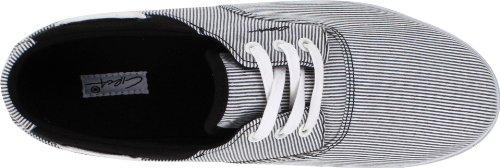 C1RCAValeo - Sport, scarpe stringate lifestyle uomo Multicolore (Stripe nero)